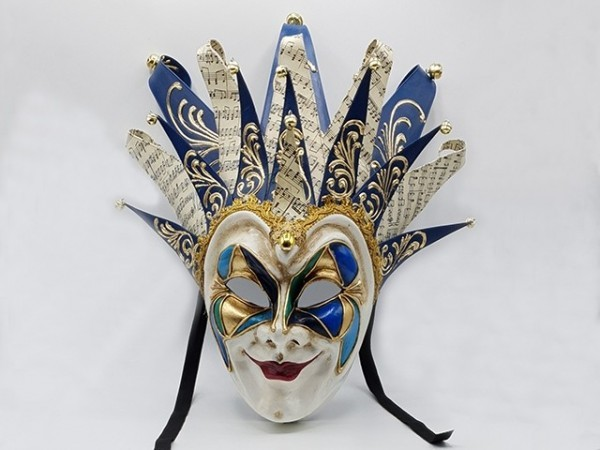 Masque de Venise, Jolly rouge