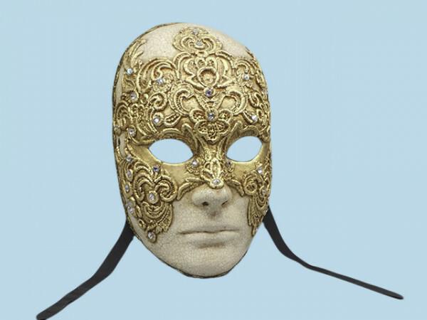 Máscara Película Ojos Bien Cerrados, Tom Cruise