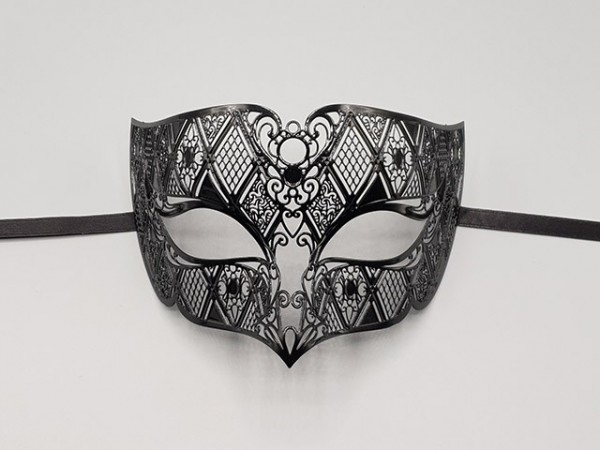 Máscaras de filigrana El Caballero