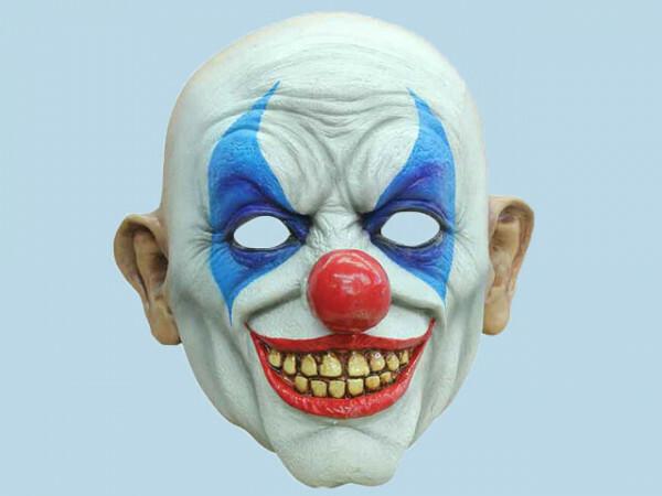 """Máscara de Halloween """"El Payaso tenebroso"""""""