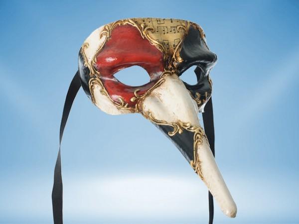 Máscara de disfraz Scaramouche
