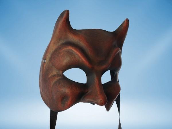 Máscara Diablo