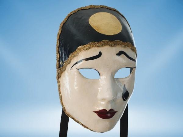 Máscara Pierrot
